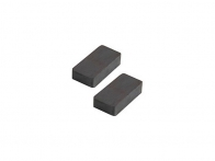 Pack 2 imanes ferrita 40x20x10 mm