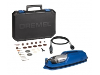 Dremel 3000 + 25 acc. + eje flexible